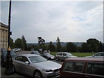 ST7465 : Panorama from Royal Crescent #2 by Robert Lamb
