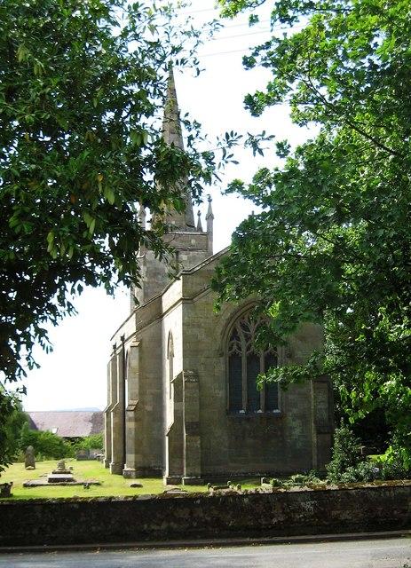St. Mary's Church, Stone Hill, Stone