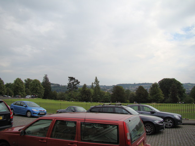 Panorama from Royal Crescent #4