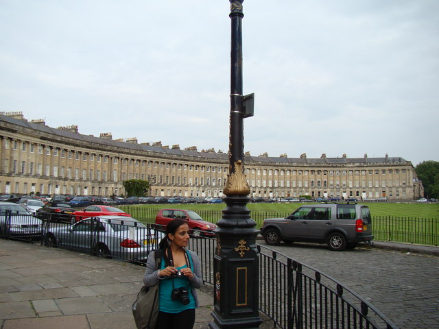Royal Crescent terrace #3