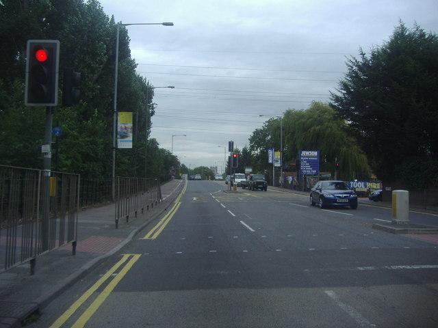 Station Road, Waltham Cross