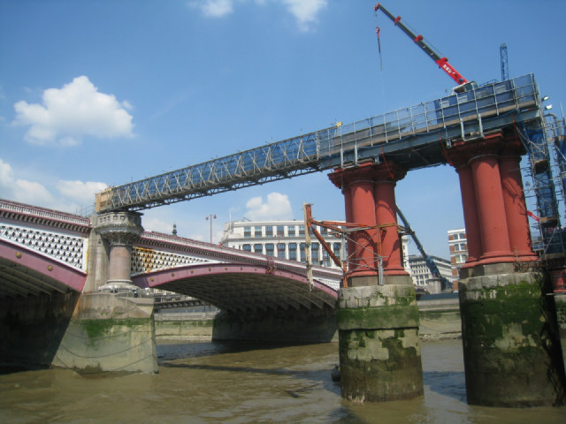 Thames Link related works