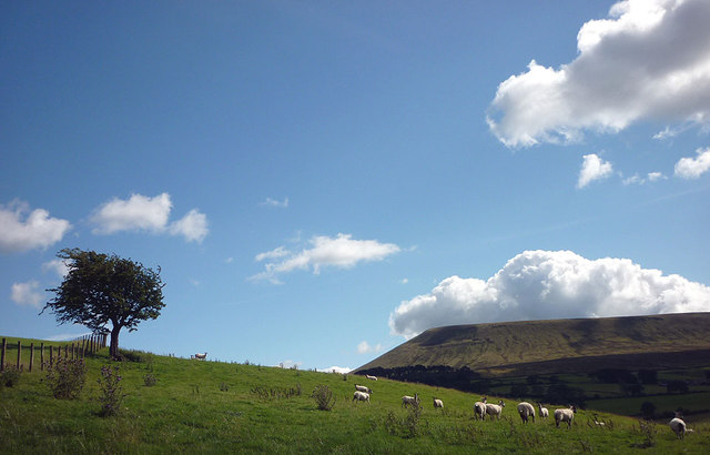 The Big End of Pendle