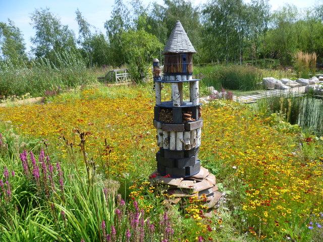 RBC Rain Garden at the London Wetland Centre