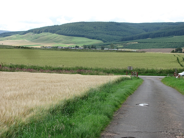 Track from Westerton