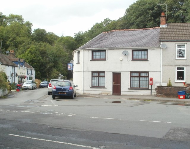 Former post office, Pontneddfechan