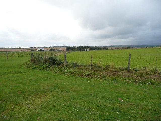 Part of Heol-y-mynydd