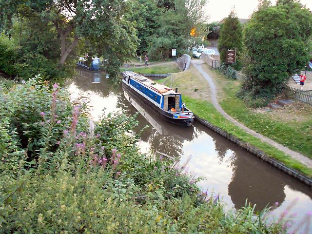 Stratford Canal, Hockley Heath