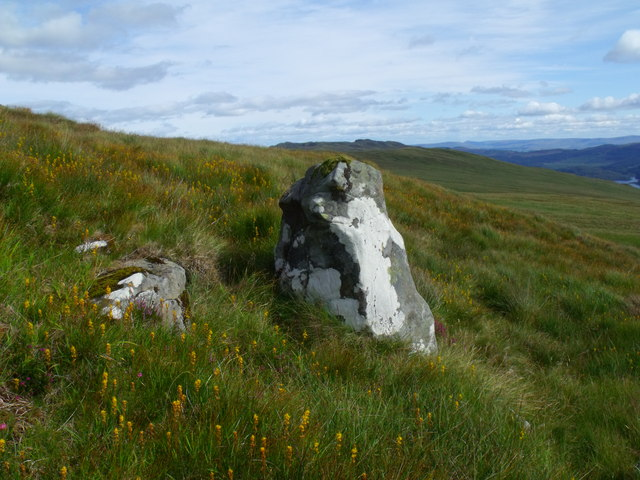 South ridge of Beinn Bhreac north of Loch Katrine