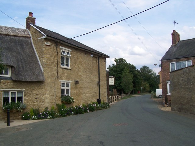 The Old Friar, Twywell