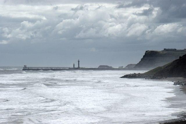 Coastal view - Sandsend to Whitby