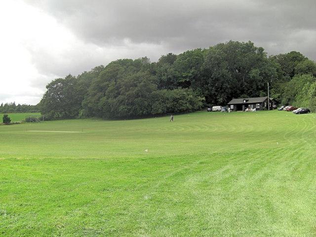 Lower Wield Cricket Pitch