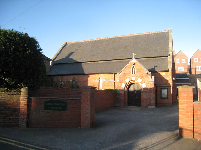 St. Thomas of Canterbury Catholic Church