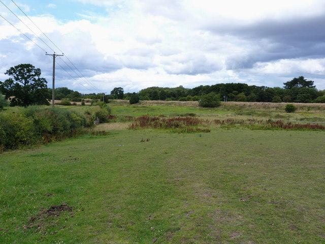 The Wrekin Link footpath