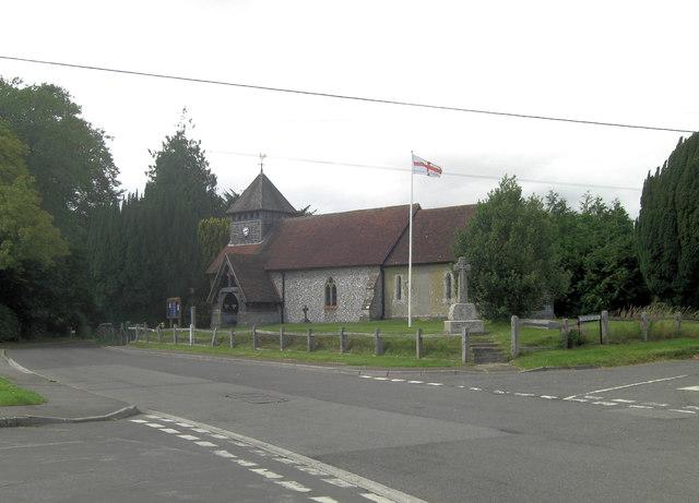 Medstead Church