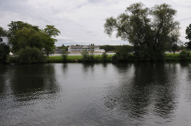 The Thames and Windsor Racecourse