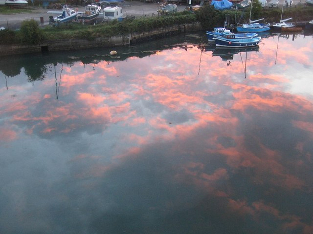 Reflections on the River Esk