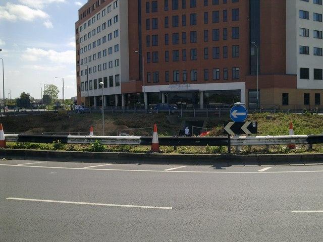 Whale Bridge Roundabout, Swindon May 2011 (1 of 2)