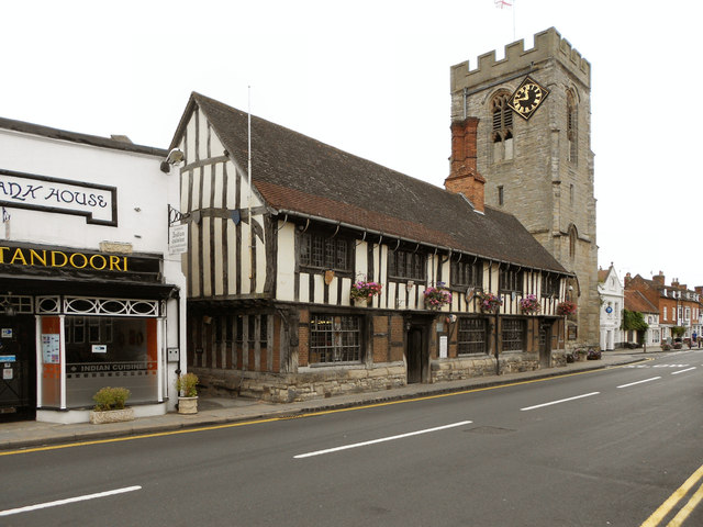Henley-in-Arden Guild Hall