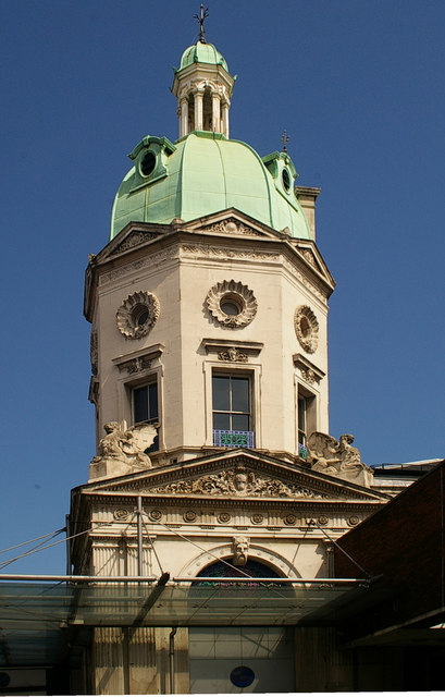 Cupola, Smithfield Market