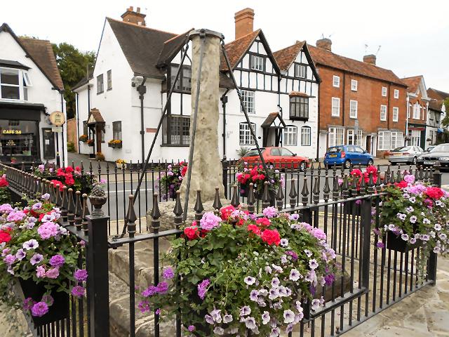 The Market Cross, Henley-in-Arden