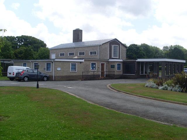 Isle of Wight Crematorium (1)