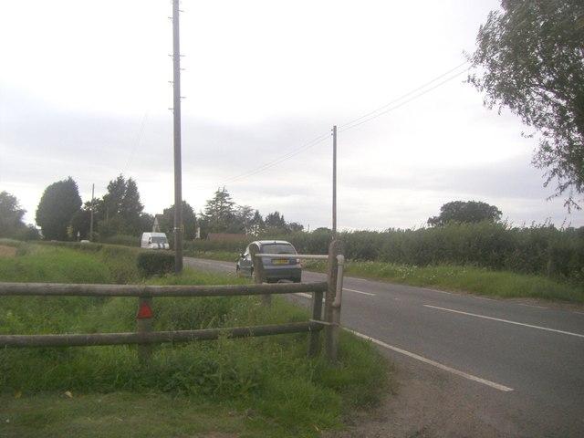 Ongar Road, Stapleford Abbots