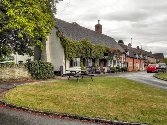 The King's Head, Aston Cantlow