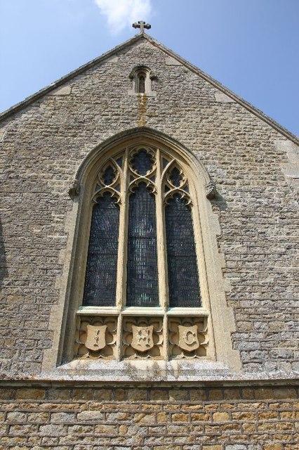 Window on the Chancel