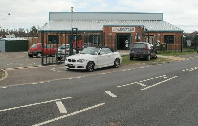 Newport East Community Centre
