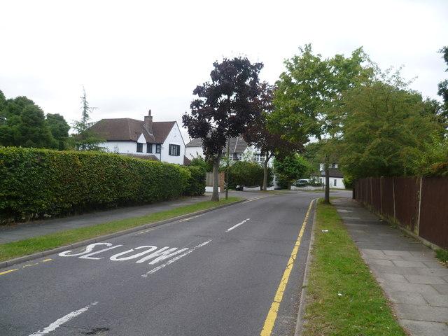 Lynwood Grove, Petts Wood