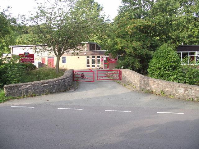 C of E Primary school, Brockton