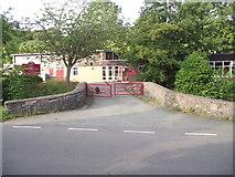 SO5793 : C of E Primary school, Brockton by Anthony Vosper