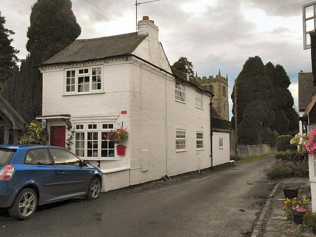 Church Lane, Aston Cantlow
