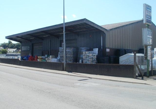 Llandeilo branch of Carmarthen and Pumsaint Farmers Ltd