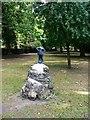 SU1583 : Town Gardens, Swindon by Brian Robert Marshall