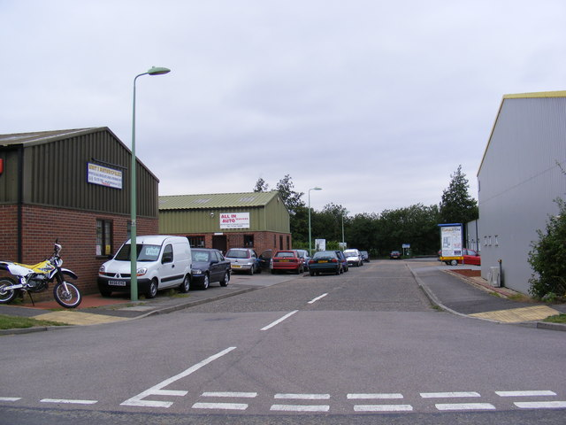 Riverside View Industrial Estate