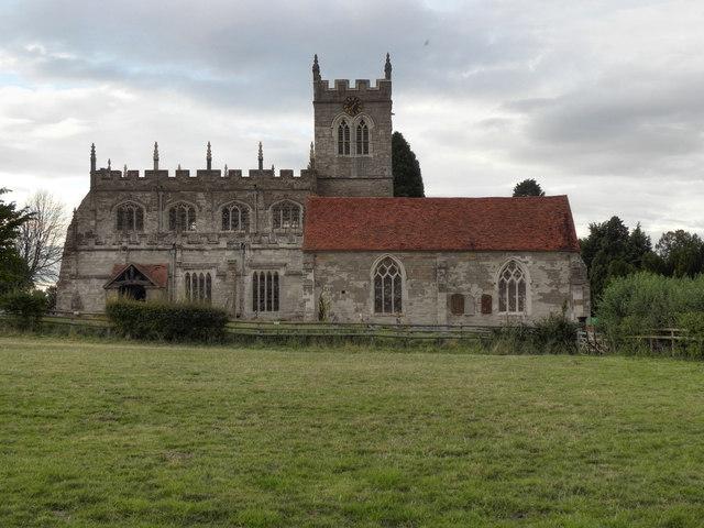 St Peter's Church, Wootton Wawen
