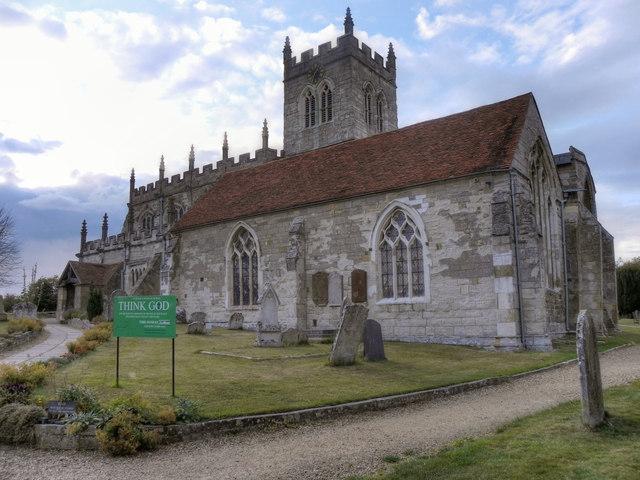The Parish Church of St Peter, Wootton Wawen