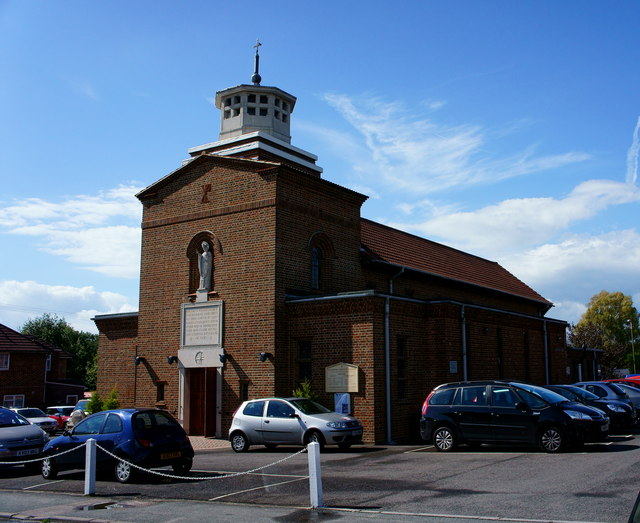 St.Wilfrid's Roman Catholic Church, Burgess Hill, Sussex