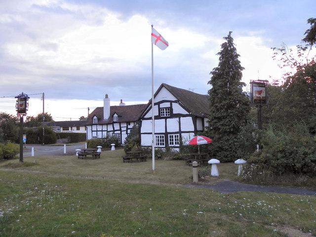 The Bull's Head Inn, Wootton Wawen