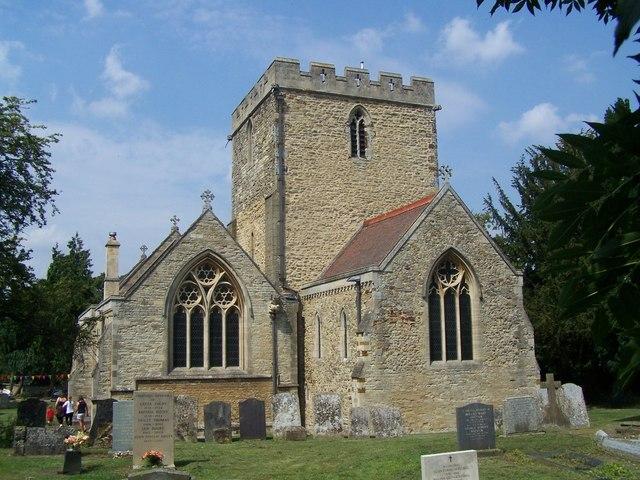 St Botolph, Barton Seagrave