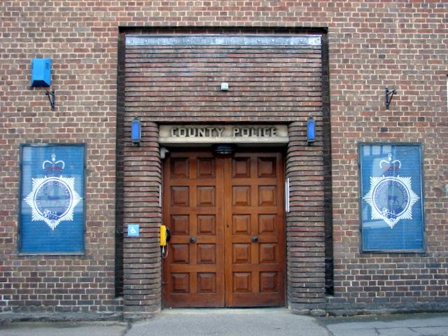 Bishops Stortford police station