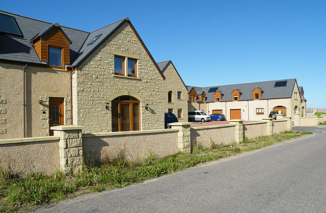 New House on Calcots Road