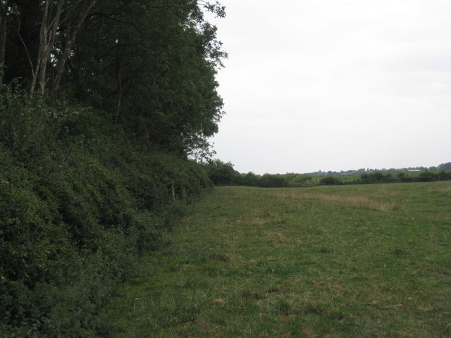 The footpath to Fenton