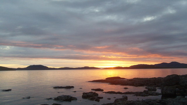 Sunset Summer Isles