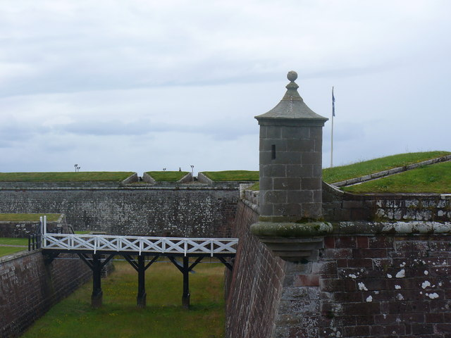 Fort George - Turret