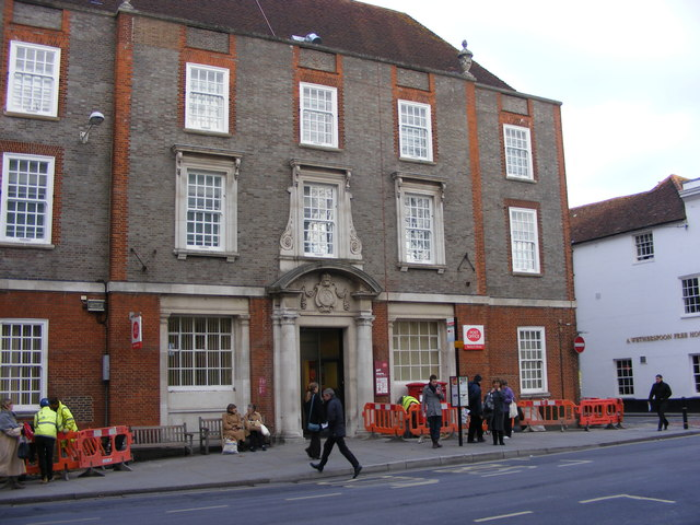 Chichester Post Office