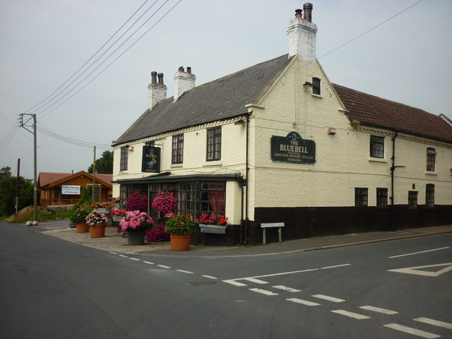 The Bluebell public house, Arkendale