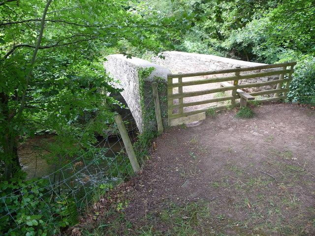 Bridge over the Grwyne Fawr near Llangenny